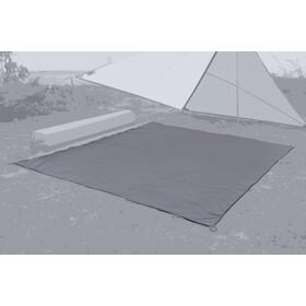 Bent Plain Alfombra, gris